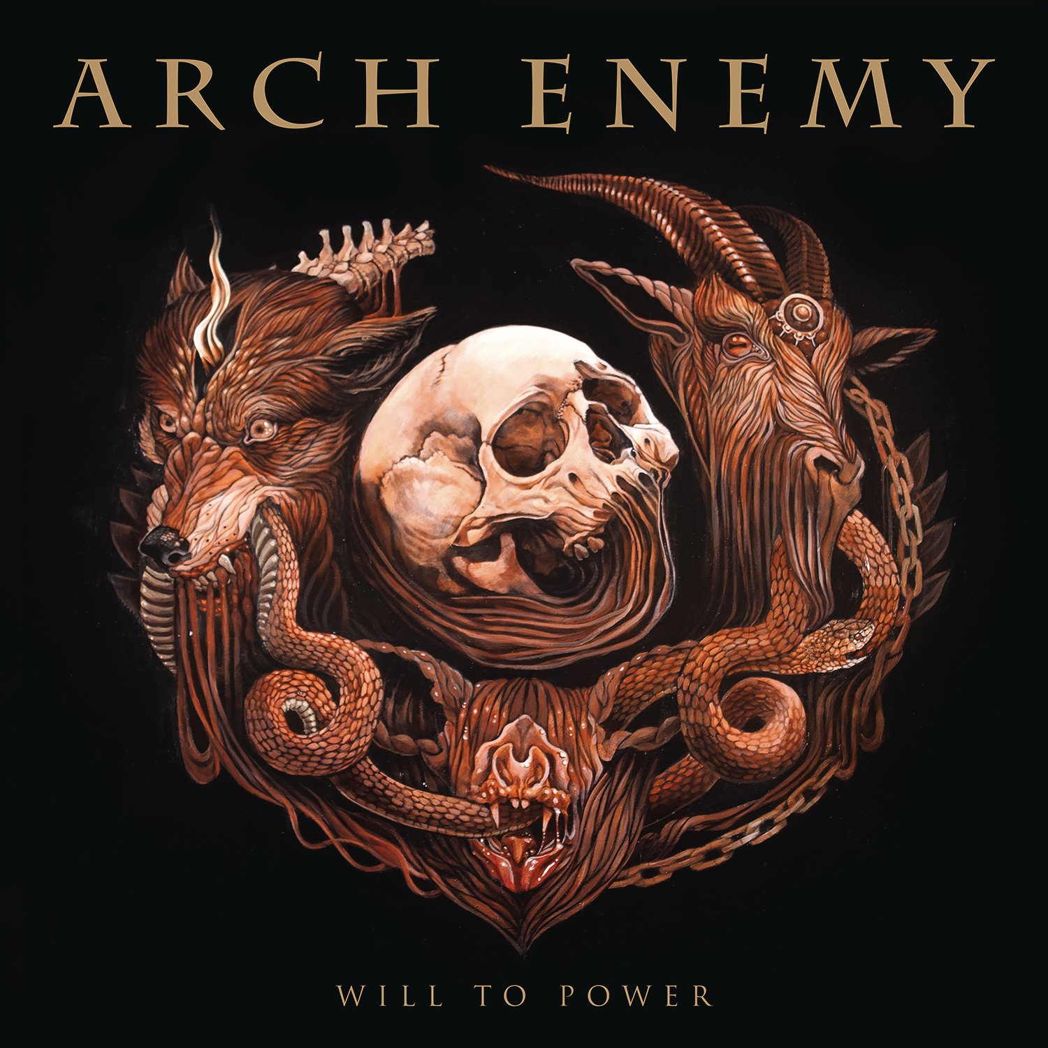 CD : Arch Enemy - Will To Power (Deluxe Edition)