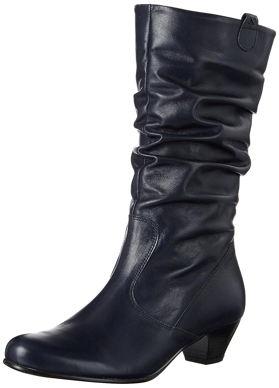 Gabor Damen (66 Comfort Basic Stiefel Blau (66 Damen River (Micro)) 67fe04