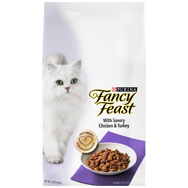 Amazon.com: Purina Fancy Feast alimento seco para gatos ...