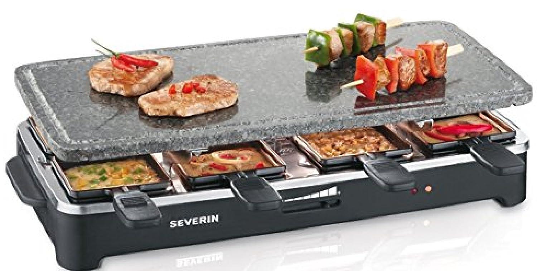 Severin RG 2343 raclette - raclettes [並行輸入品]   B01N262RID