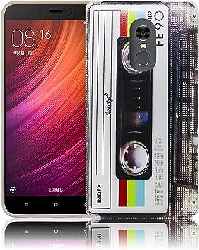 Xiaomi Redmi Note 4 / Note 4X Compatible Cassette Casete Retro ...
