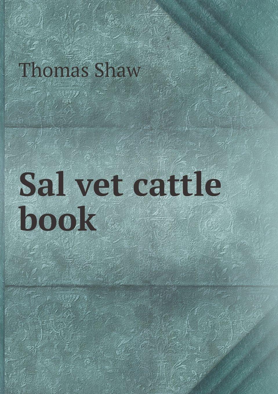 Download Sal vet cattle book ebook