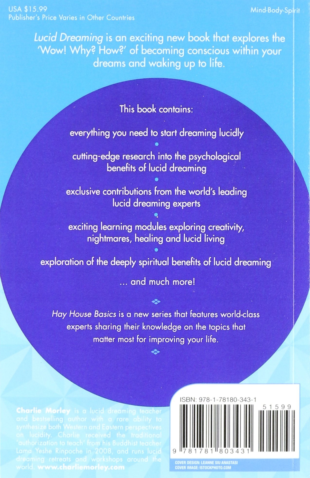 Lucid Dreaming: A Beginner's Guide To Becoming Conscious In