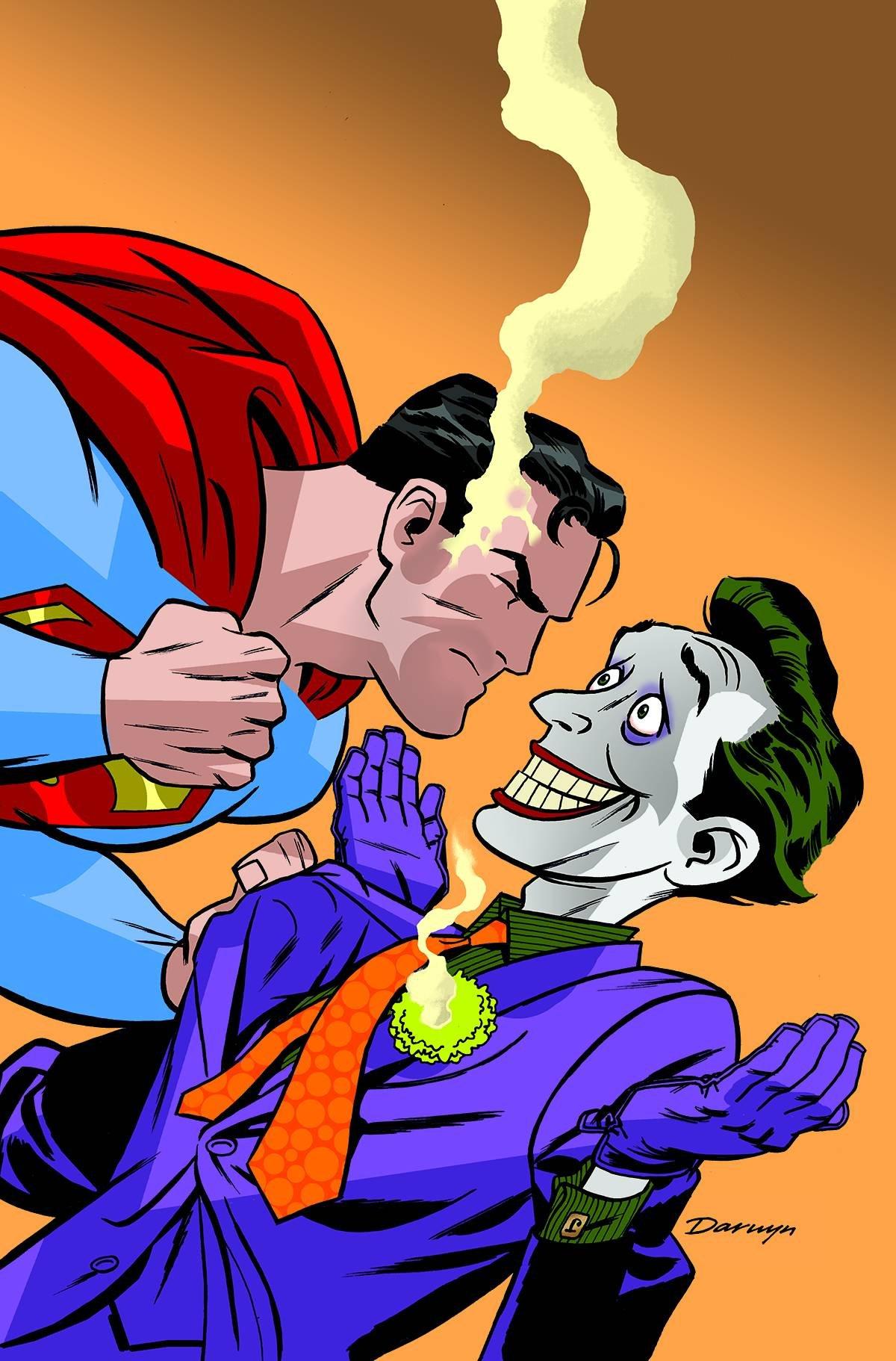 Action Comics #41 the Joker Var Ed PDF Text fb2 book