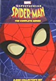 Spectacular Spiderman: The Complete Series [Import italien]