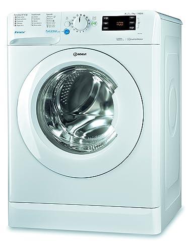 Indesit Innex BWE 91484X K UK Washing Machine Black