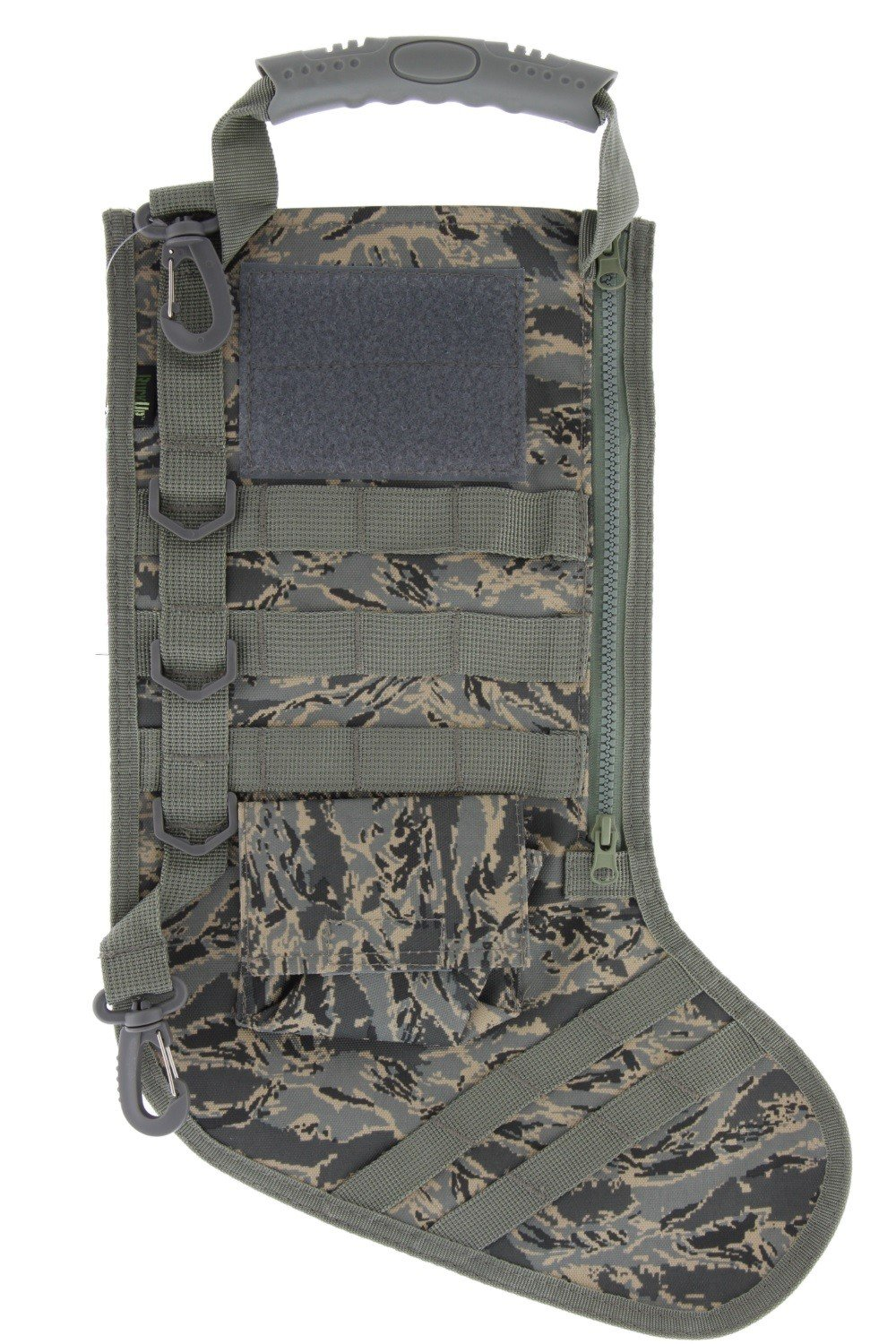 RUCKUP RUXMTSABU Tactical Christmas Stocking, Full, ABU Camo by RUCKUP