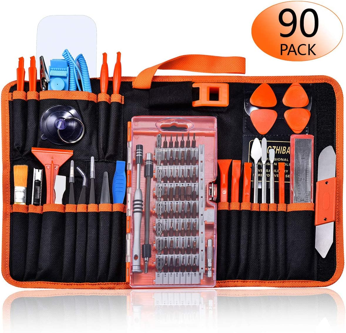 KANEED Professional Electronics Repair Tool Kit 22pcs//Set Repair Tools Kit for Mobile Phones