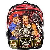 WWE Wrestling Boys School Backpack Book Bag Lunch