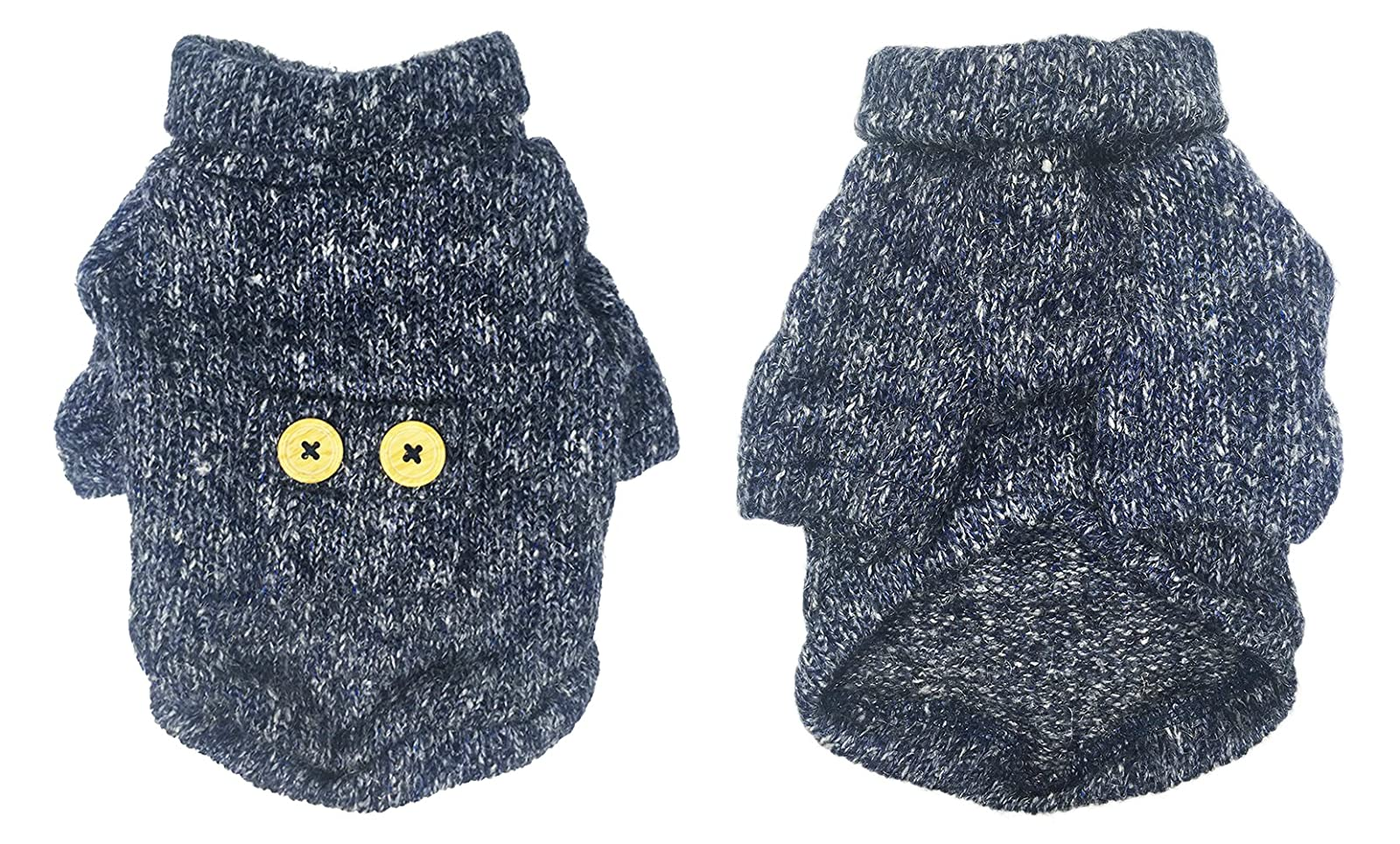 EastCities Pet SweatersSmall Dogs Cats Clothes Puppy - 4