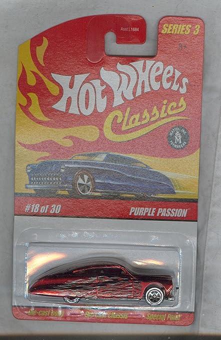 Hot Wheels Classics Series 3 #18 Green Purple Passion