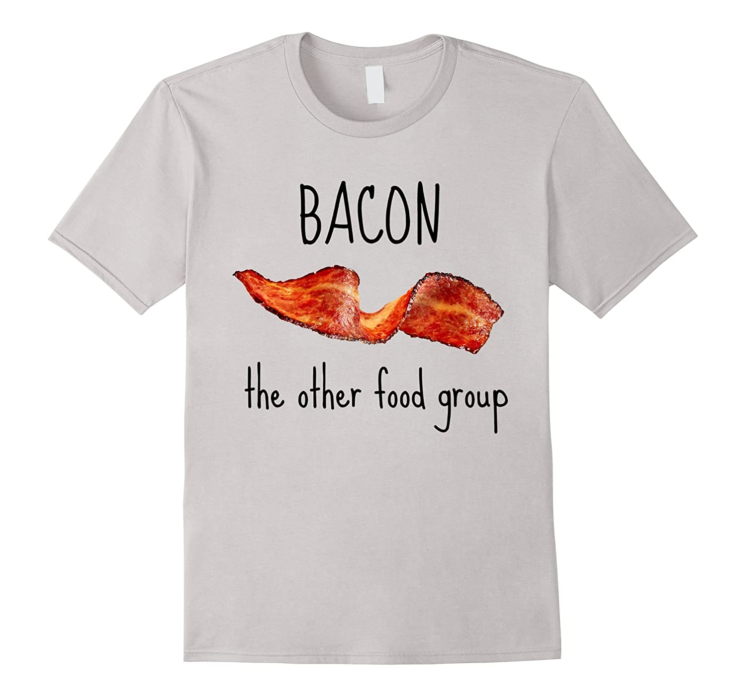 BACON the other food group Father's Day Top-Art