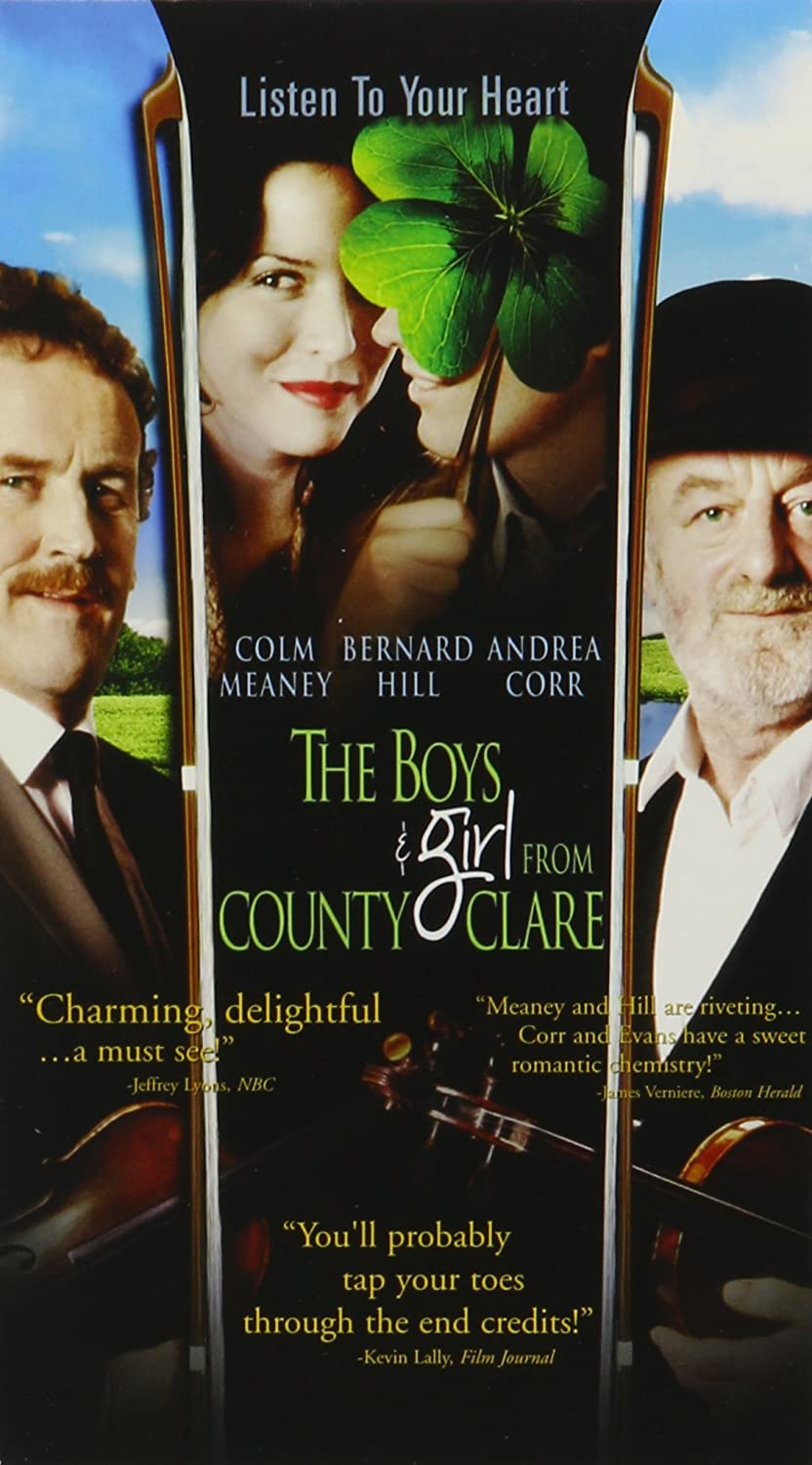 Boys and Girl from County Clare [VHS]