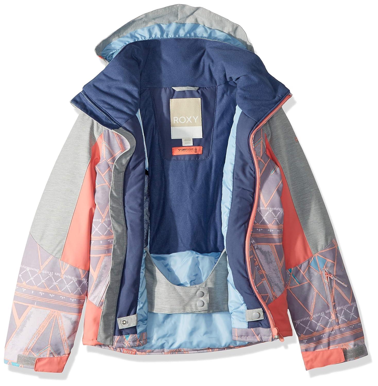 d040a25ec Roxy Sassy Girl Snow Jacket