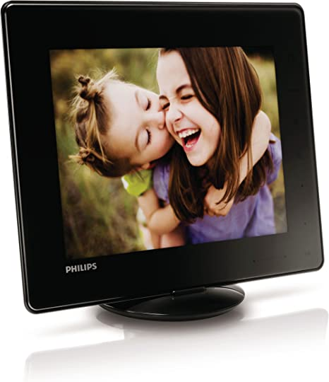 Philips Sph8408 Digitales Photo Book Bilderrahmen 8 Kamera