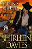 Colin's Quest: MacLarens of Boundary Mountain Historical Western Romance Series (Volume 1)