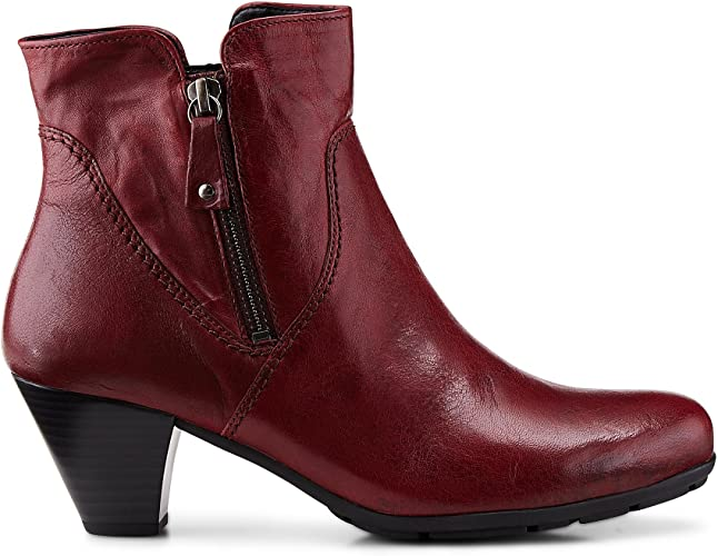 Bordeaux36 Femme 75 Rouge Gabor 640 pour 55Bottes EU lK1cFJ3T