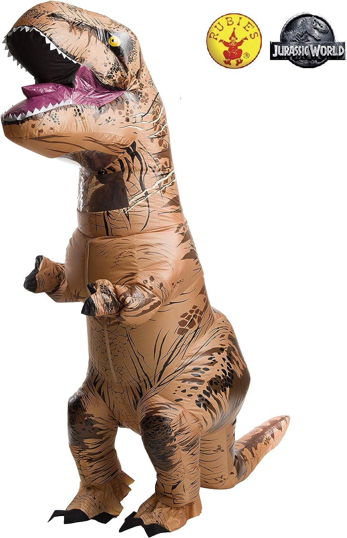 2020 Halloween Dinosaur Sin Amazon.com: Rubie's Adult Official Jurassic World Inflatable