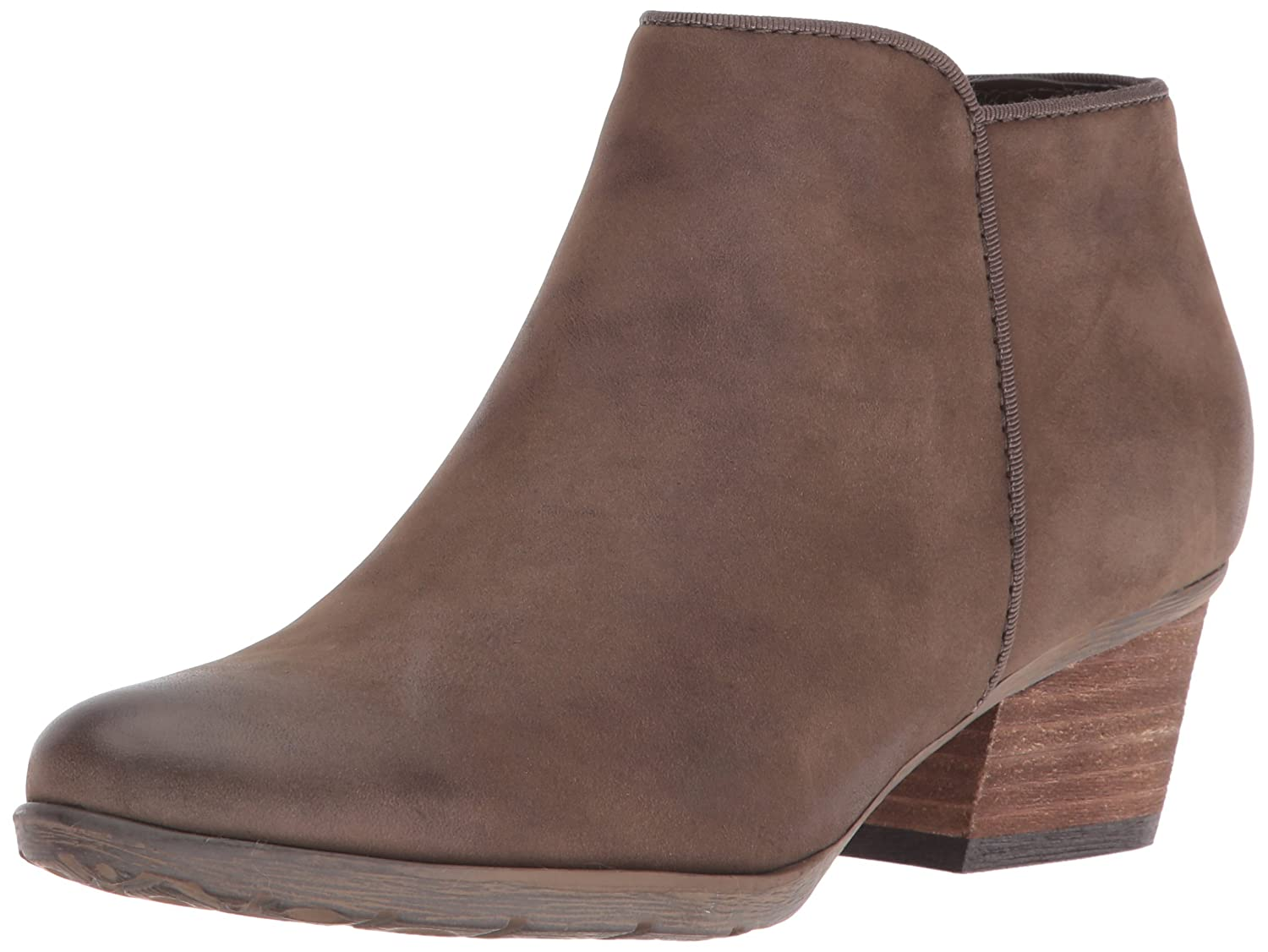 Blondo Women's Villa Waterproof Ankle Bootie B01LZB7AMS 8 B(M) US|Taupe