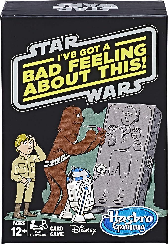 Hasbro Gaming Star Wars: I ve Got a Bad Feeling About This!: Amazon.es: Juguetes y juegos