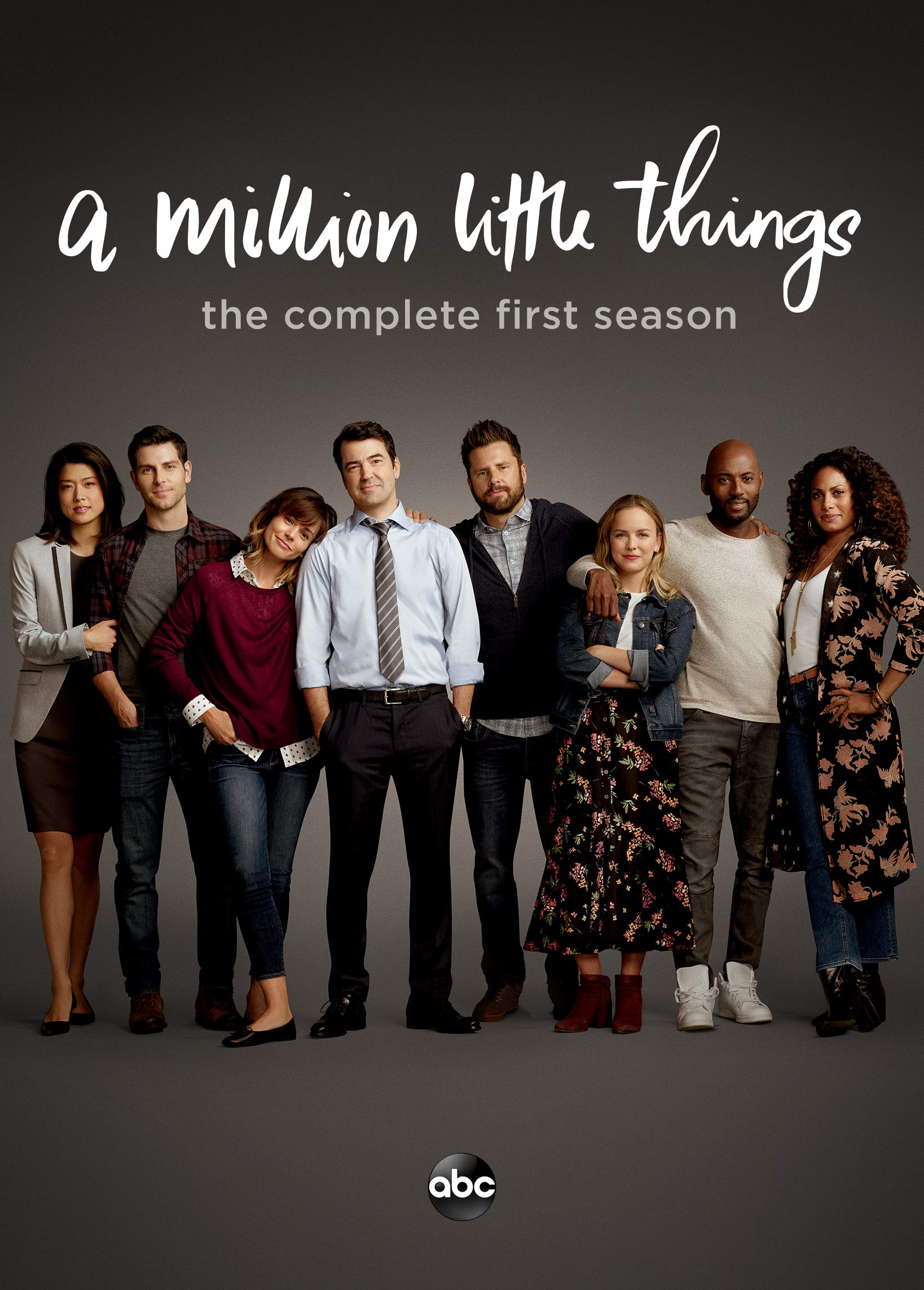 Book Cover: A Million Little Things: The Complete First Season