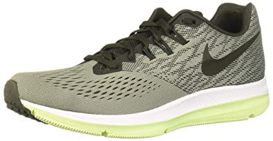 separation shoes 54be5 f49b6 Nike Herren Zoom Winflo 4 Fitnessschuhe Mehrfarbig (Dark  Stucco/Sequoia/011) 44