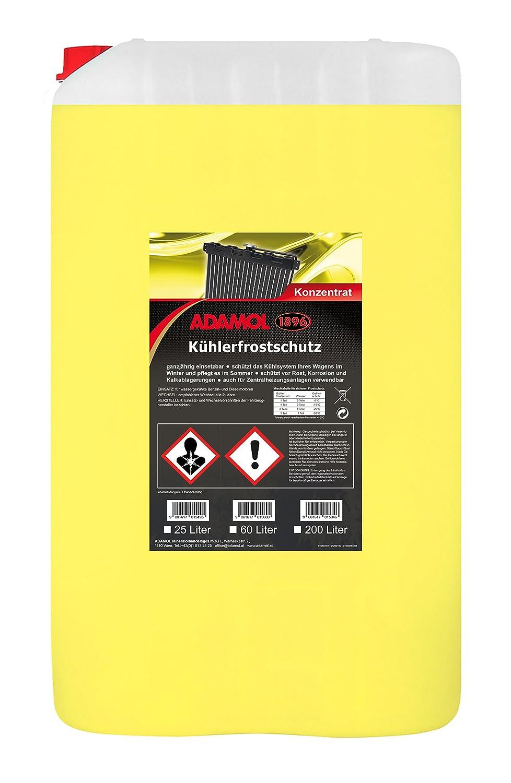 ADAMOL 1896 01260149 radiatore antigelo Concentrato 25L
