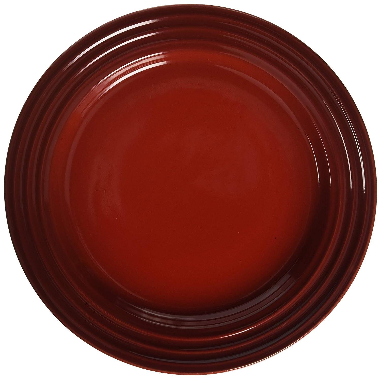 Le Creuset of America PG9300S4-2217 Salad Plates Caribbean 8.5 Set of 4