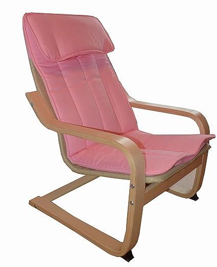 Ikea Niños de oscilante Poäng Niños Silla sillas de niños Madera de ...