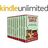 Cozy Mystery Sampler: 1st Book in the Most Popular Series