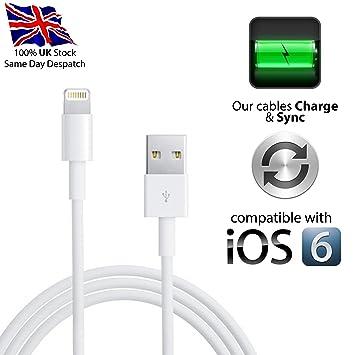 Sarin Direct - 8 pin Cargador USB y Cable de sincronización ...
