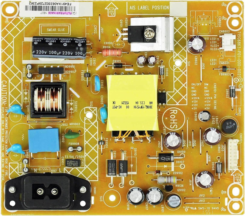 Vizio PLTVFE491XA06 Power Supply Unit