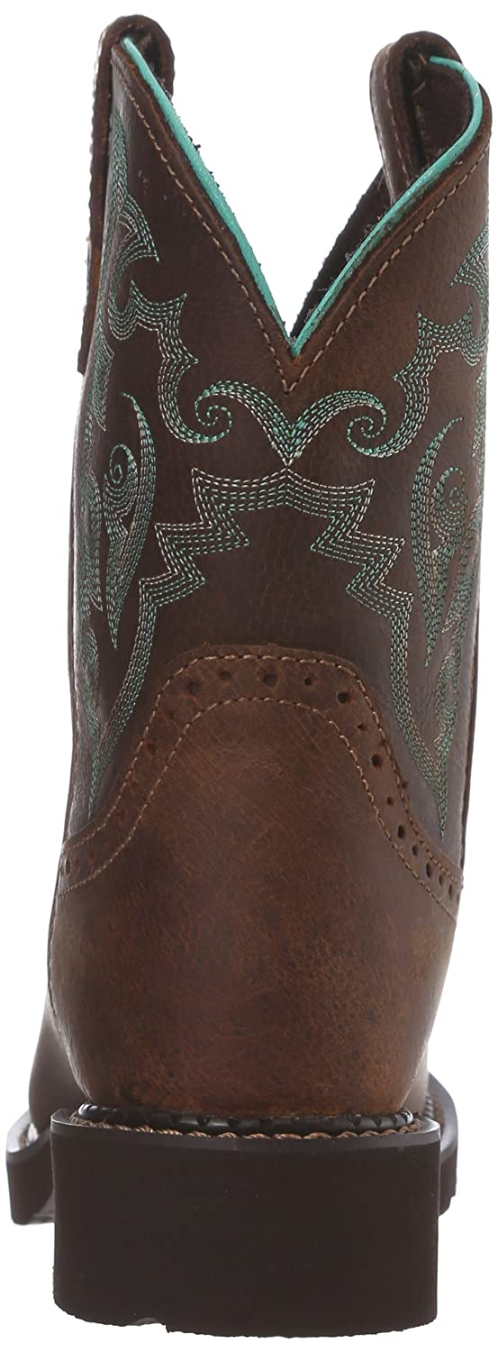 Justin Boots Women's Gypsy Collection Western Boot B008B115SG 8 B(M) US|Tan Jaguar