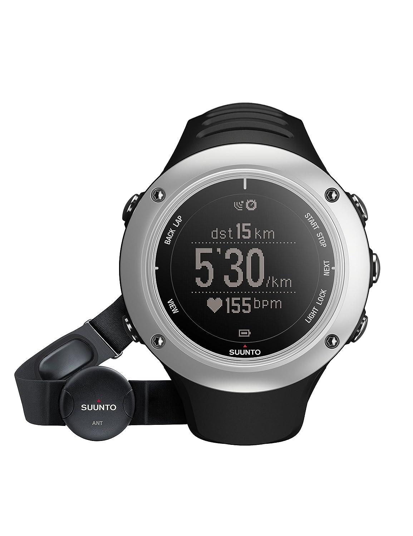 Suunto Ambit 2 S Heart Rate Watch Silverblack Suunto Amazon