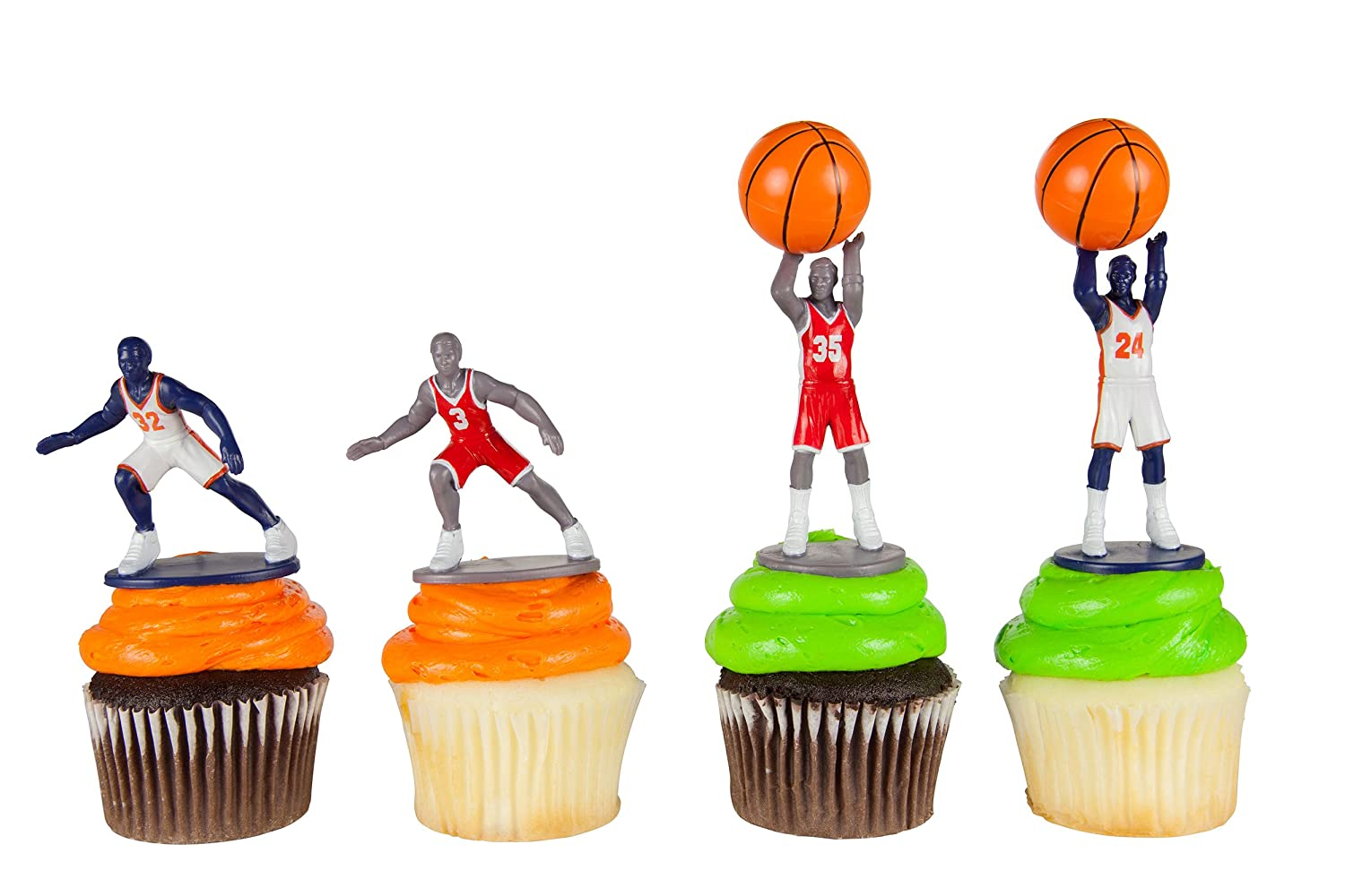 For Ages 3 and Up SG/_B00PWQ8P3G/_US Includes 2 Full Teams and More Kaskey Kids Basketball Guys Inspires Imagination with Open-Ended Play