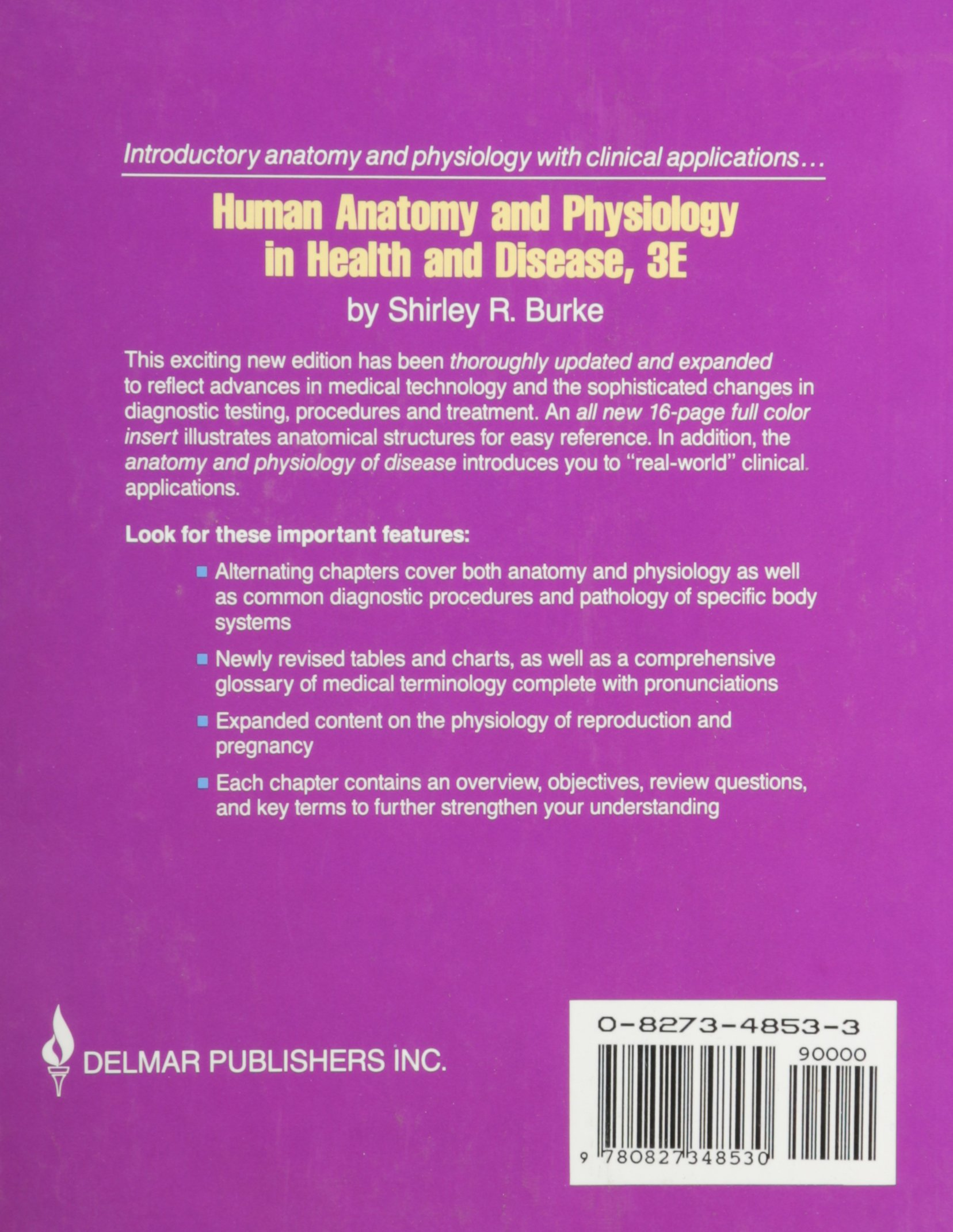 Buy Human Anatomy and Physiology in Health and Disease Book Online ...
