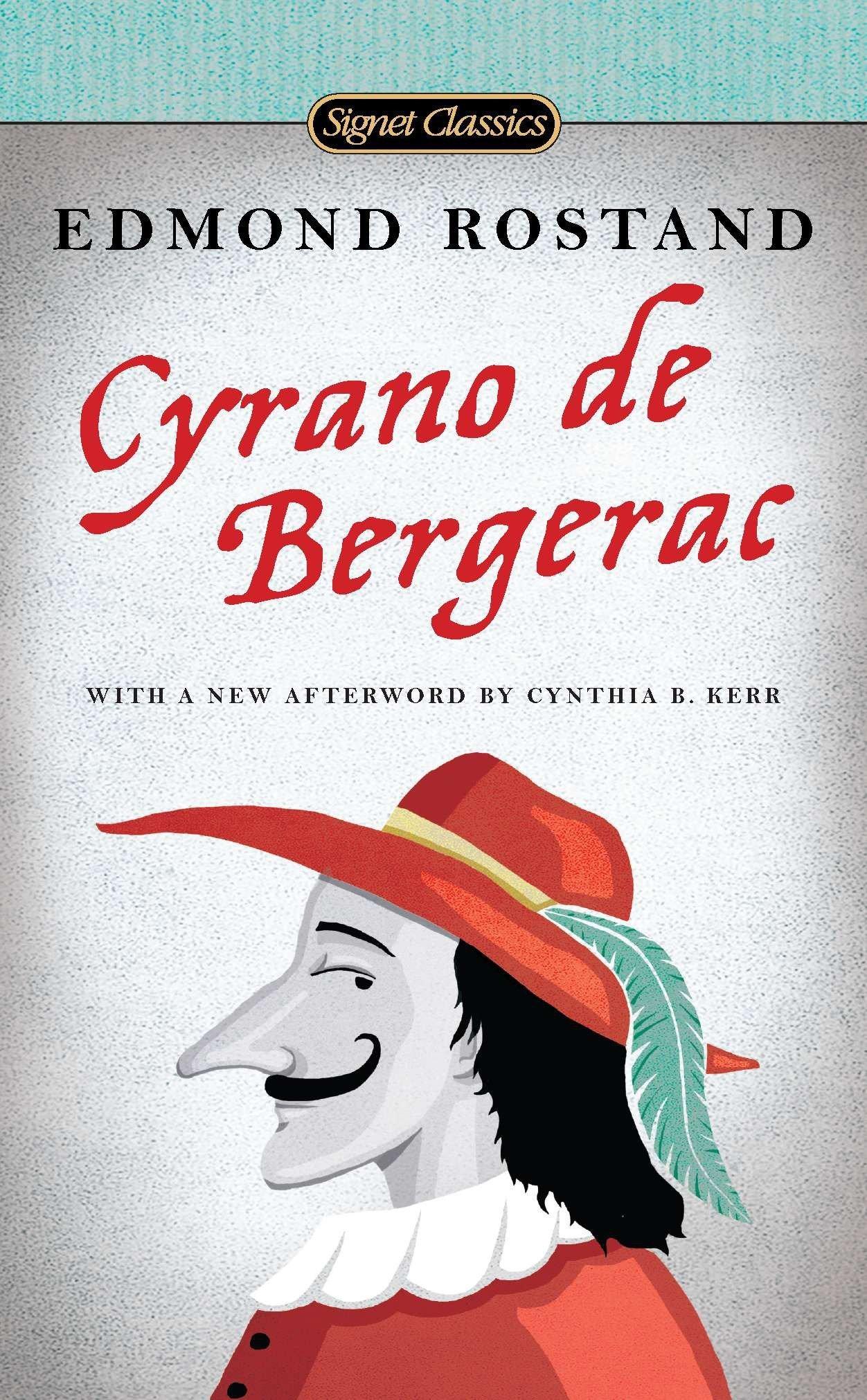 Image result for cyrano de bergerac book