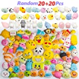 WATINC 40pcs Kawaii Cream Scented Slow Rising