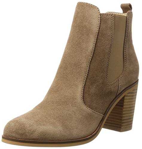 Womens 416-7044 Cow Suede Chelsea Boots Buffalo
