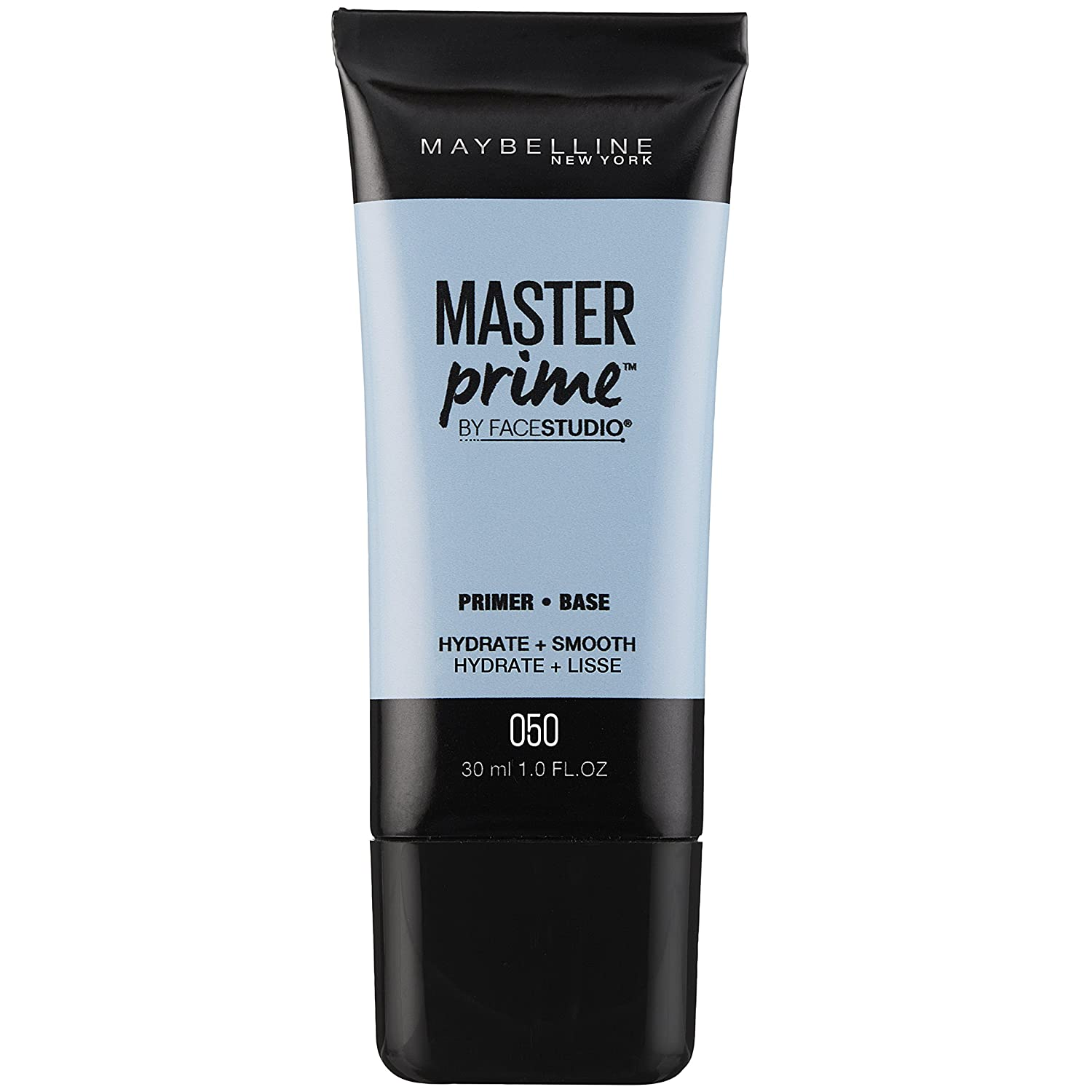 Maybelline New York Facestudio Master Prime Primer, Hydrate + Smooth, 1 fl. oz.