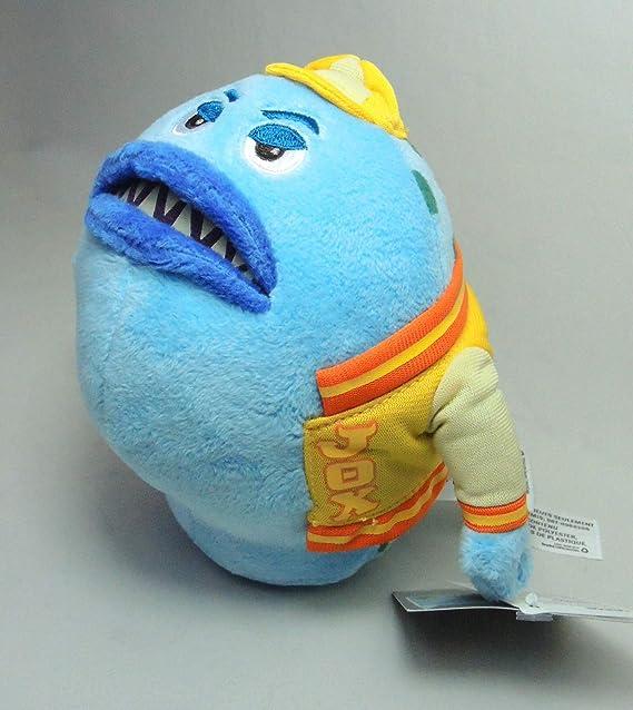 Amazon.com: Disney Baboso Mini Bean Bag Plush - Monsters University - 6 1/2: Toys & Games