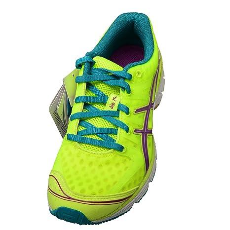 ddbe28d2ed Asics Gel DS Racer 9 Laufschuhe neon/gelb, Schuhgröße:EUR 35.5, Farbe:neon:  Amazon.de: Schuhe & Handtaschen