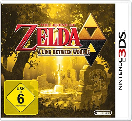 Nintendo The Legend of Zelda - Juego (Nintendo 3DS, Acción ...