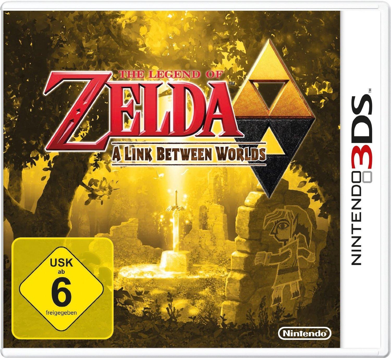 The Legend of Zelda A Link Between Worlds Amazonde Games