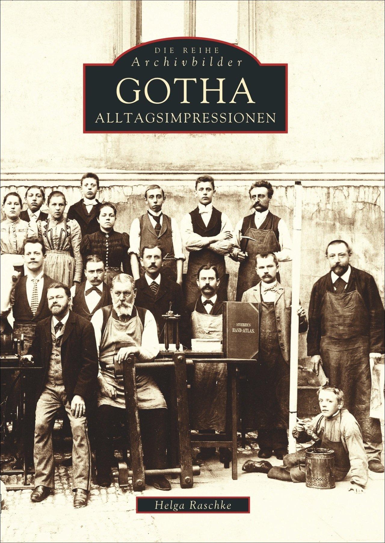 Gotha Alltagsimpressionen Amazon De Helga Raschke Bucher