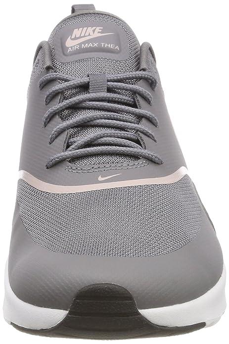 Nike Air Max Thea gun smokeparticle roseblack (Damen) (599409 029) ab € 69,99