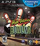 High Velocity Bowling (Motion Control) - Playstation 3
