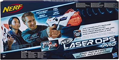 Up to 60% off Nerf blasters, including NERF Laser OPS and more