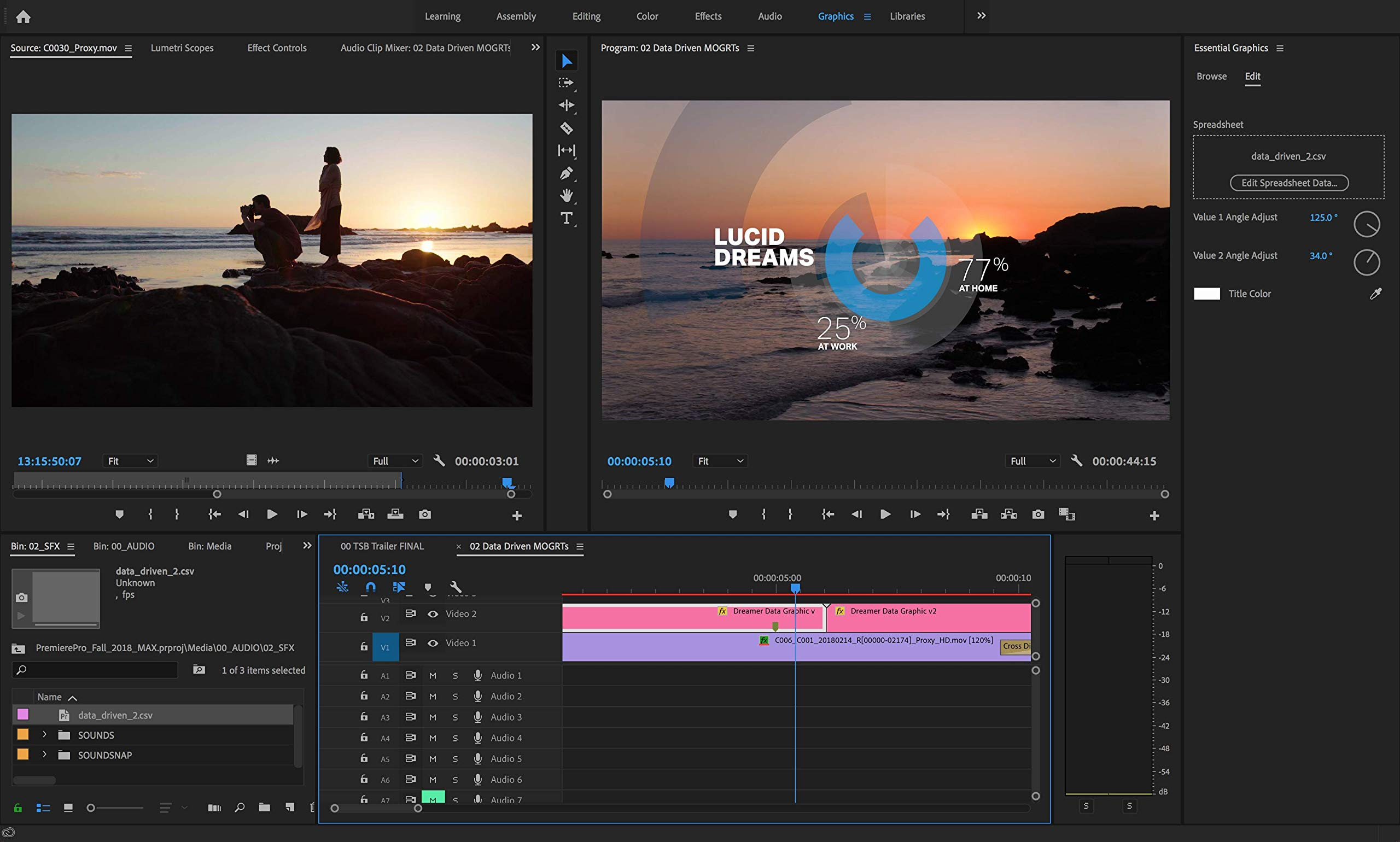 Adobe Premiere Pro | Video editing and production software | 1-month Subscription with auto-renewal, PC/Mac by Adobe