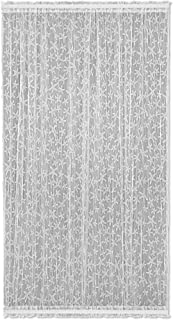 product image for Heritage Lace Starfish Door Panel, 45 by 63-Inch, White